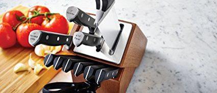12-piece knife block set (Photo via Amazon)
