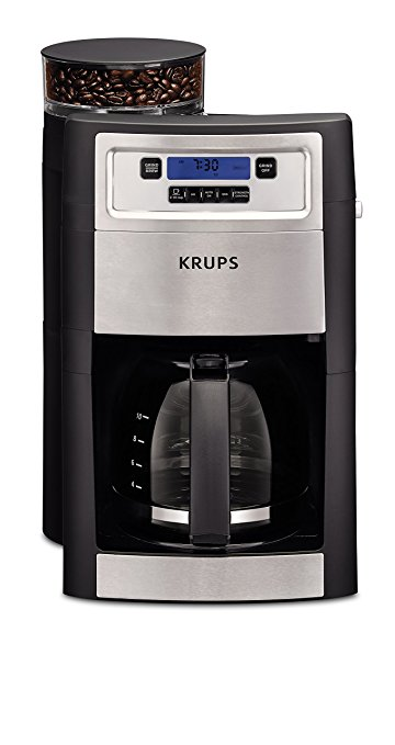 Normally $210, this #1 new release coffeemaker is 57 percent off today (Photo via Amazon)