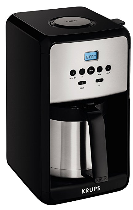 Normally $96, this coffeemaker is 41 percent off today (Photo via Amazon)