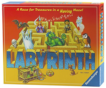 Normally $32, Labyrinth is 58 percent off today (Photo via Amazon)