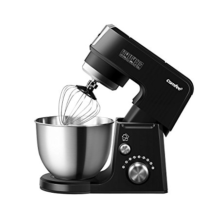 Normally $160, this stand mixer is 30 percent off today (Photo via Amazon)