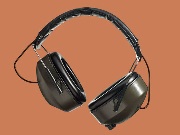 Normally $50, these noise-cancelling earmuffs are 72 percent off