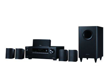 Normally $317, this home theatre package is 37 percent off today (Photo via Amazon)