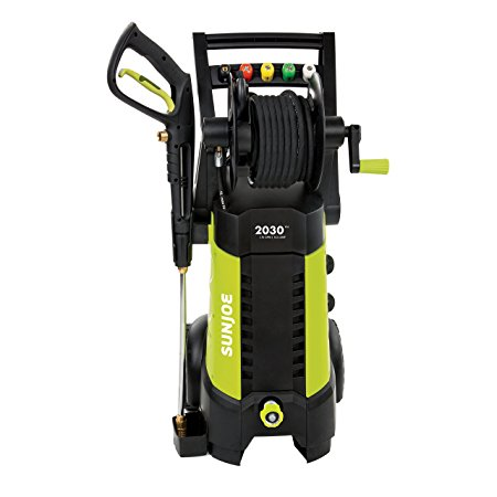 Normally $230, this pressure washer is 44 percent off today (Photo via Amazon)
