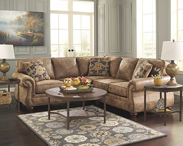 I like this sectional (Photo via Amazon)