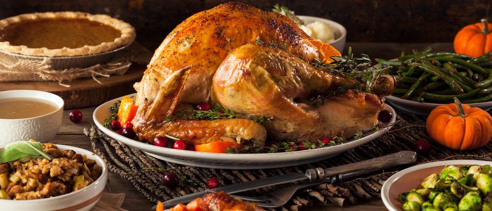 Thanksgiving (Photo via Shutterstock)