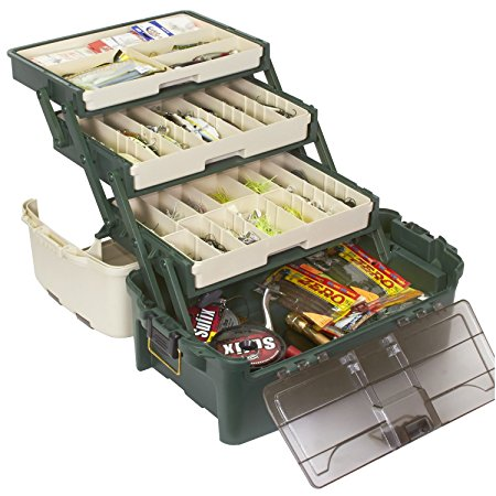 Normally $61, this tackle box is 40 percent off today (Photo via Amazon)