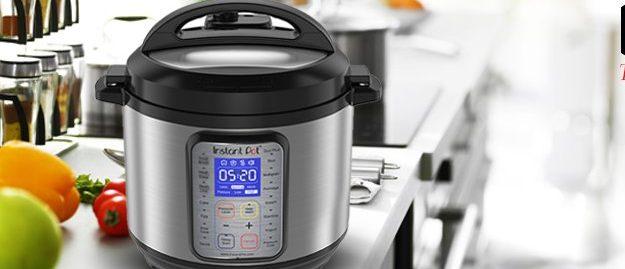 New, improved Instant Pot (Photo via Amazon)