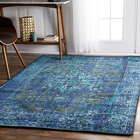 Normally $129, this rug is 57 percent off today (Photo via Amazon)