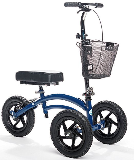 Normally $300, this knee walker is $75 off today (Photo via Amazon)