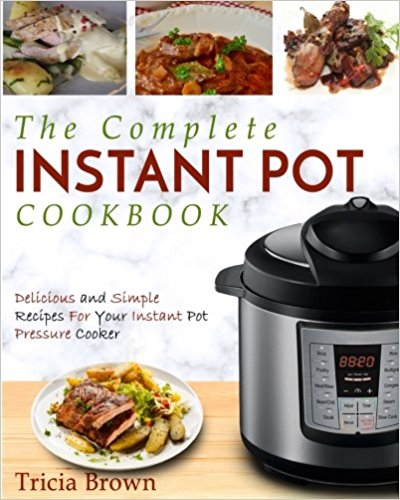 This cookbook has a 4.7-star rating, with 77 percent giving it a perfect 5 stars (Photo via Amazon)