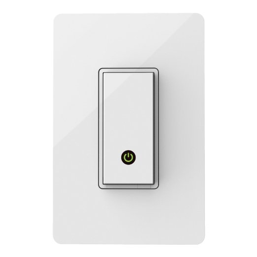 Normally $48, this smart light switch is 37 percent off today (Photo via Amazon)