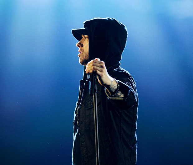 Eminem Getty Images/Dave J Hogan