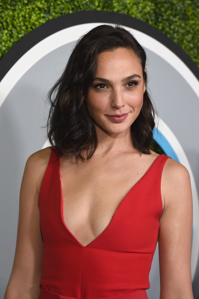 LOS ANGELES, CA - DECEMBER 07: Gal Gadot attends the 2017 GQ Men of the Year party at Chateau Marmont on December 7, 2017 in Los Angeles, California. (Photo by Michael Kovac/Getty Images for GQ) *** Local Caption *** Gal Gadot