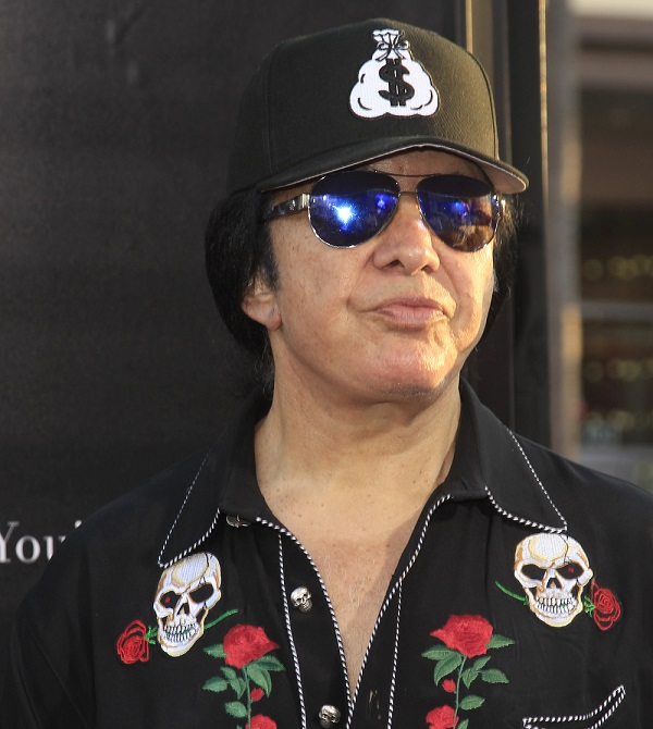 Gene Simmons Shutterstock Kathy Hutchins