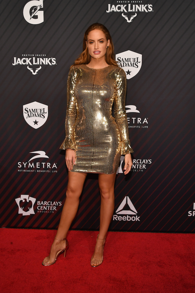 Sports Illustrated Swimsuit Model Haley Kalil attends SPORTS ILLUSTRATED 2017 Sportsperson of the Year Show on December 5, 2017 at Barclays Center in New York City. (Photo by Slaven Vlasic/Getty Images for Sports Illustrated)