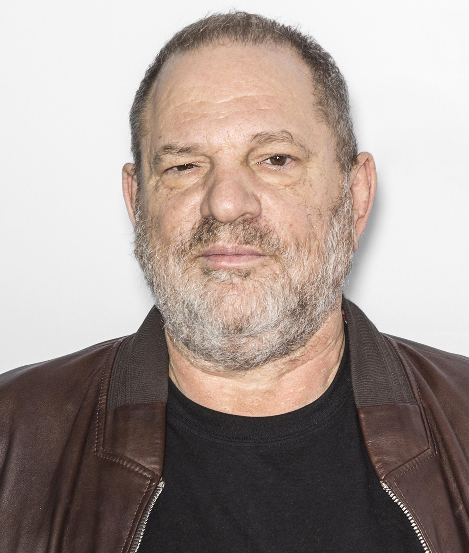 Harvey Weinstein Shutterstock/Ovidiu Hrubaru