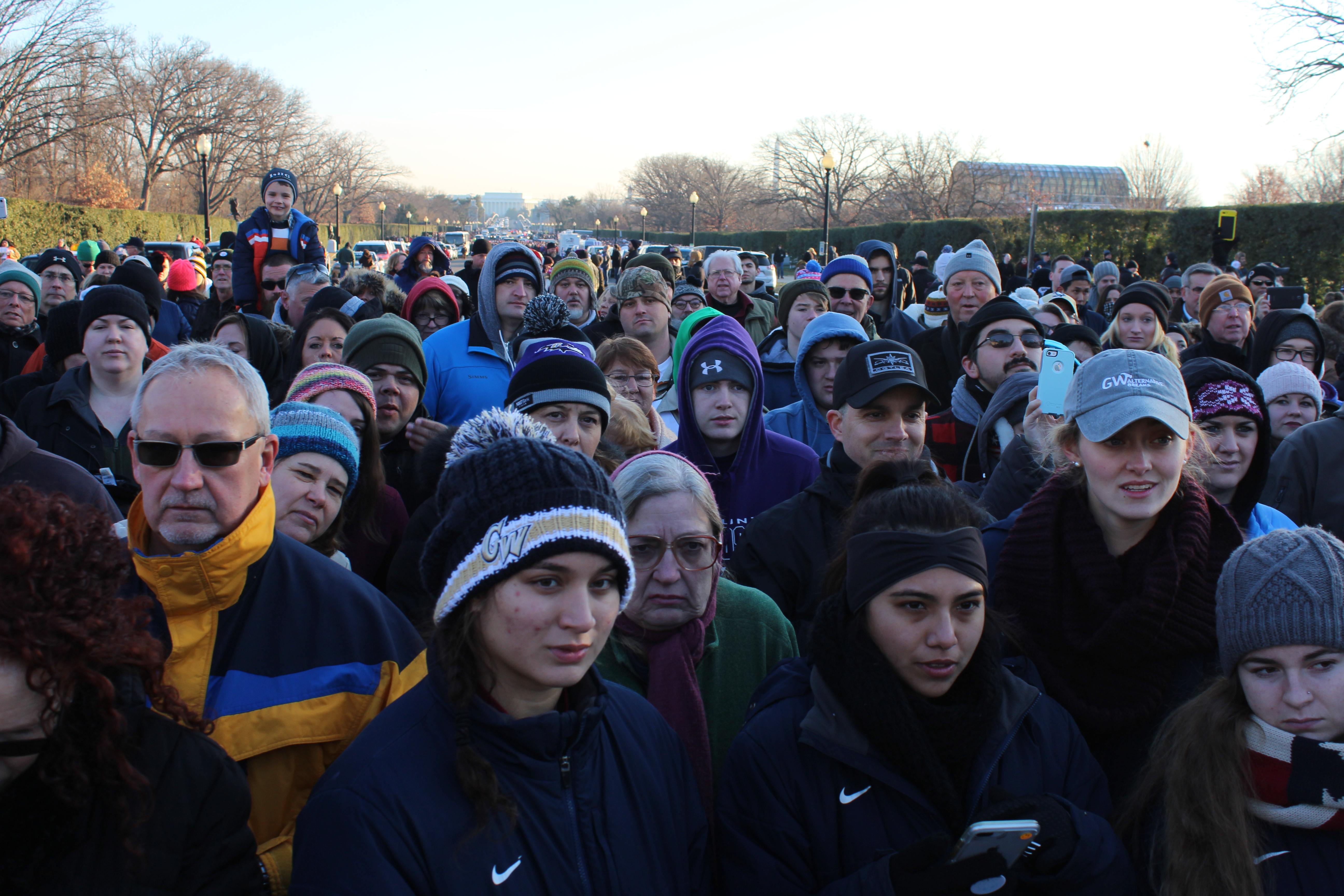 Wreaths Across America Crowd Opening Ceremony (Julia Nista/The Daily Caller)
