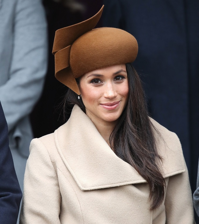 Meghan Markle Getty Images/Chris Jackson