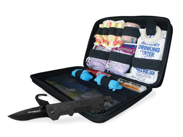 Normally $65, this emergency auto survival kit is 29 percent off