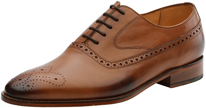 Normally $180, these brogues are 45 percent off today. They are available in tan, black, black/white, brown/white, burgundy, olive and blue (Photo via Amazon)