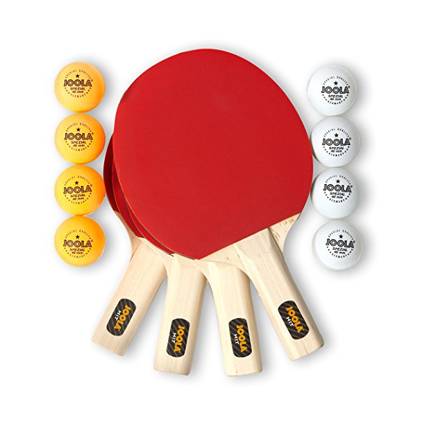 Normally $40, this table tennis set is 61 percent off today (Photo via Amazon)