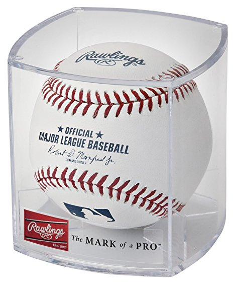 Normally $17, this official baseball is 26 percent off (Photo via Amazon)