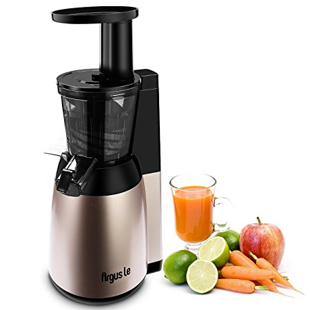 Normally $320, this #1 bestselling masticating juicer is 76 percent off today (Photo via Amazon)