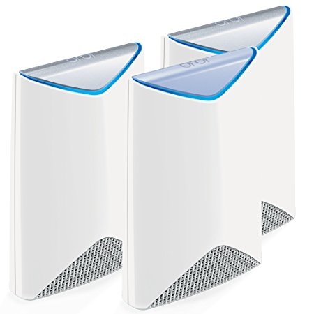 $770 if purchased separately, this 3-pack WiFi system is 30 percent off as a bundle (Photo via Amazon)