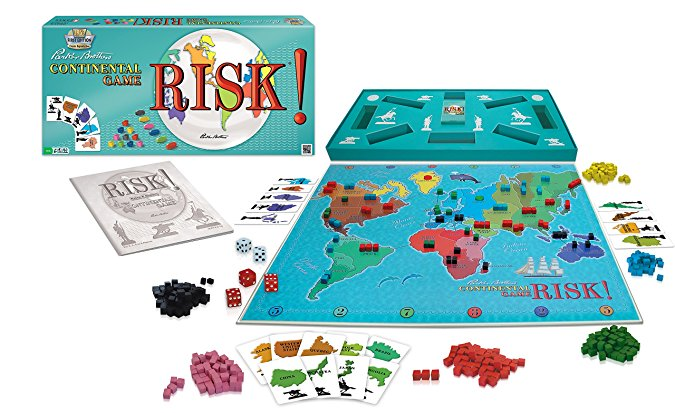 Normally $40, Risk is 51 percent off today (Photo via Amazon)