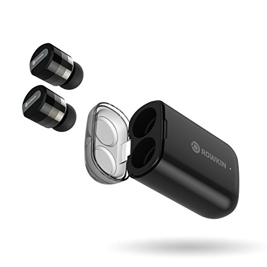 Normally $260, these wireless earbuds with charging case are 71 percent off today (Photo via Amazon)