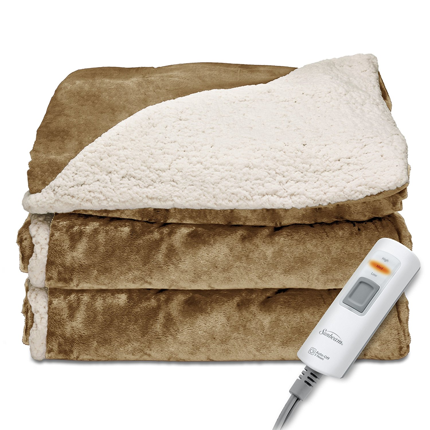 Normally $60, this throw blanket is 33 percent off today (Photo via Amazon)