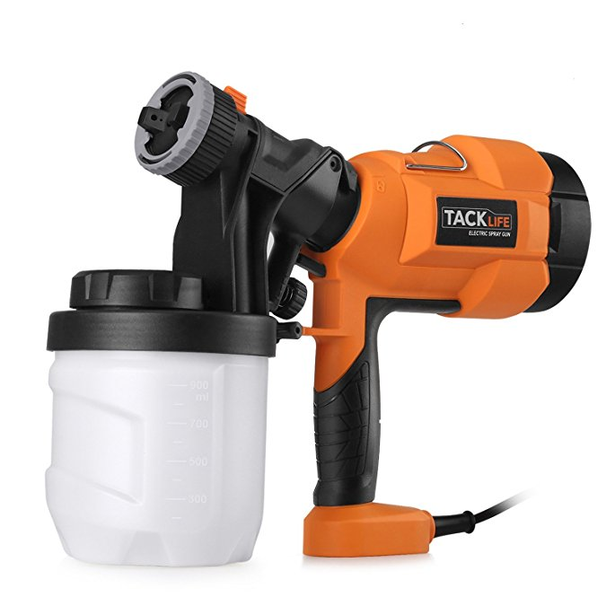 Normally $40, this electric spray gun is 15 percent off with this code (Photo via Amazon)