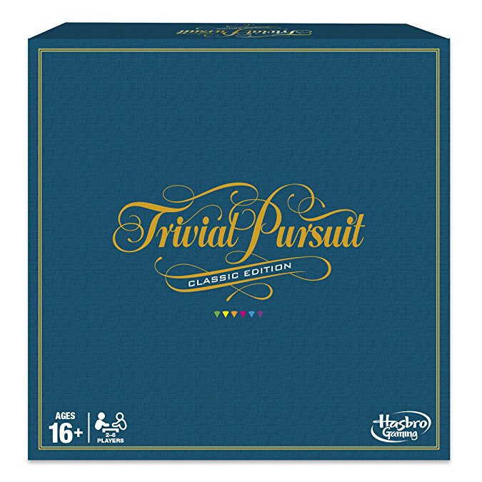 Normally $25, Trivial Pursuit is 41 percent off today (Photo via Amazon)