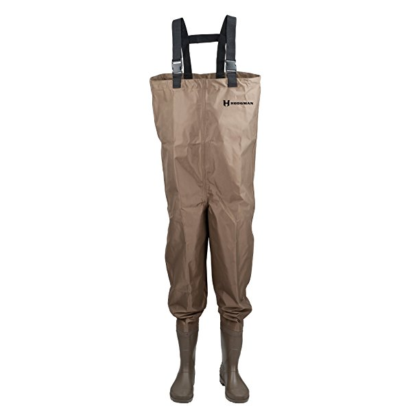 Normally $70, these fishing waders are 60 percent off today (Photo via Amazon)