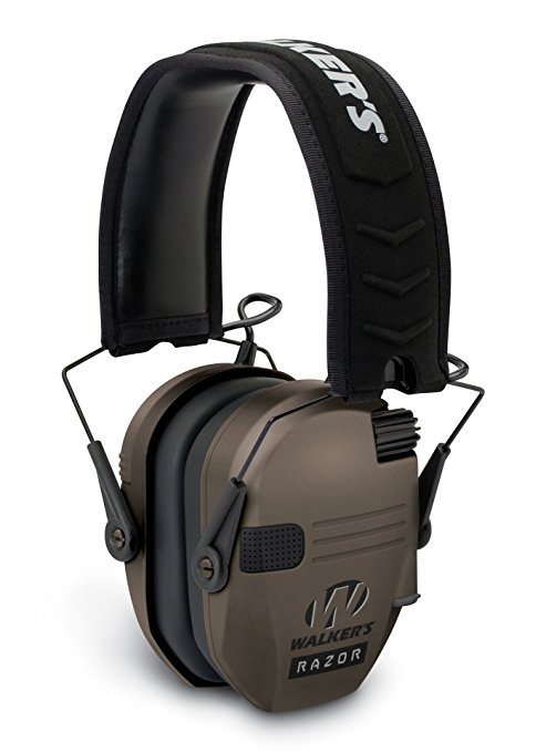Normally $70, these electronic muffs are 57 percent off today (Photo via Amazon)