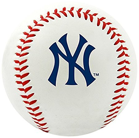 Normally $8, baseballs with team logos on them are 52 percent off (Photo via Amazon)
