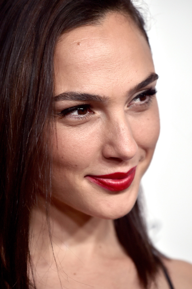 PHOTOS: Gal Gadot Stuns In Low-Cut Black Lace Dress  The Daily Caller