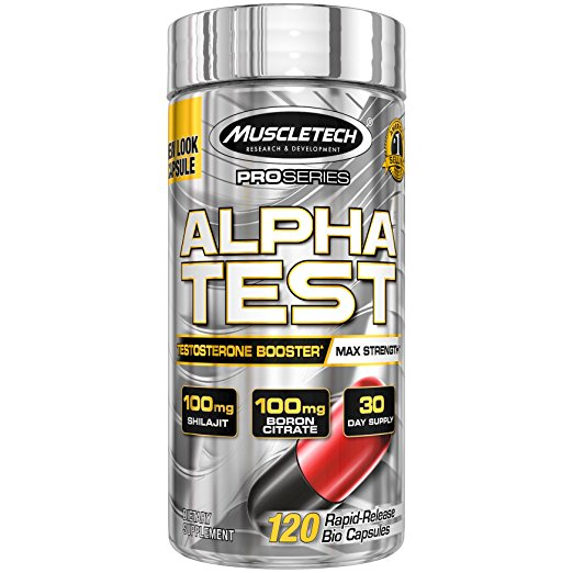 Normally $21, this testosterone booster is 32 percent off today (Photo via Amazon)