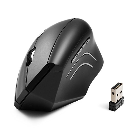 Normally $40, this wireless mouse is 68 percent off today (Photo via Amazon)
