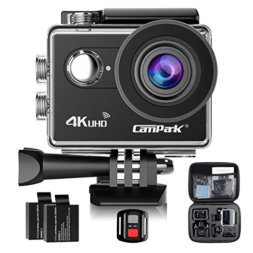 Normally $190, this action camera is 75 percent off (Photo via Amazon)