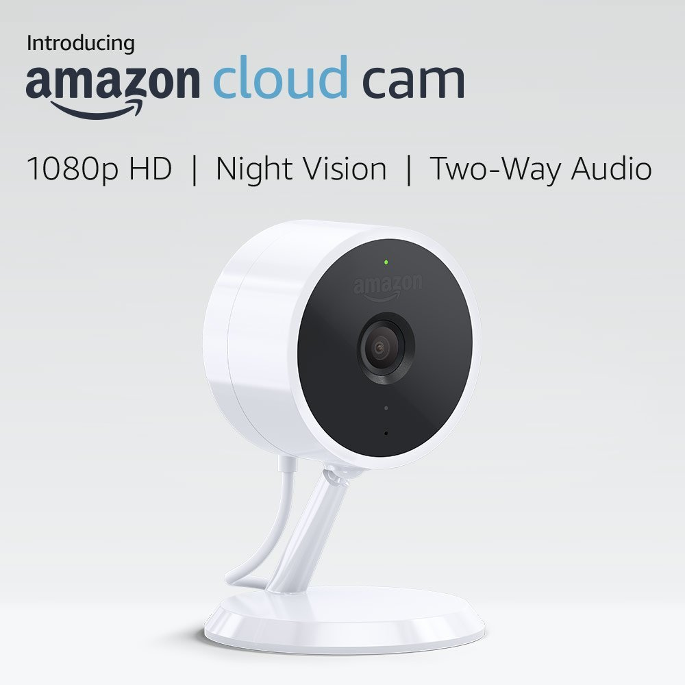 Normally $120, Amazon's security camera is 25 percent off today (Photo via Amazon)