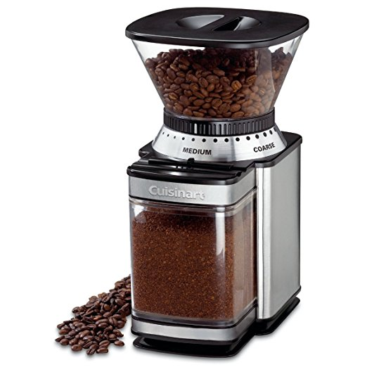 Normally $90, this #1 bestselling burr grinder is 61 percent off (Photo via Amazon)