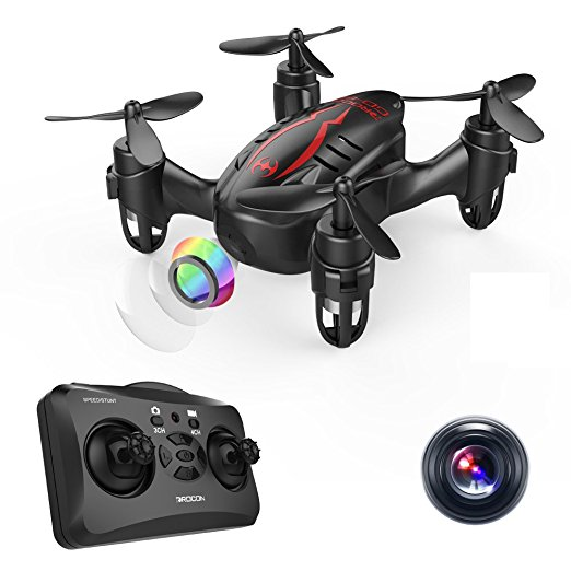 Normally $90, this drone is 67 percent off with this code (Photo via Amazon)