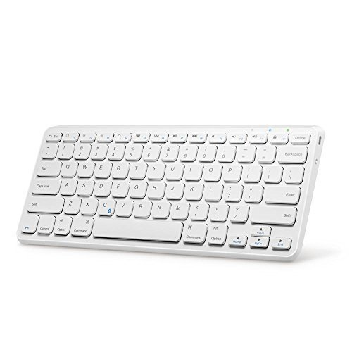 Normally $33, this wireless keyboard is 52 percent off today (Photo via Amazon)