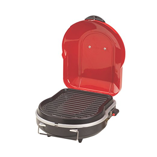 Normally $80, this portable grill is 33 percent off today (Photo via Amazon)