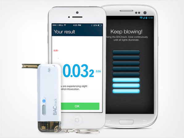Normally $50, this breathalyzer app is 20 percent off