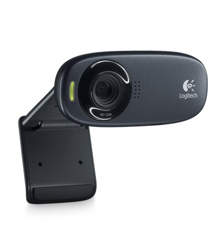 Normally $30, this webcam is 32 percent off today (Photo via Amazon)