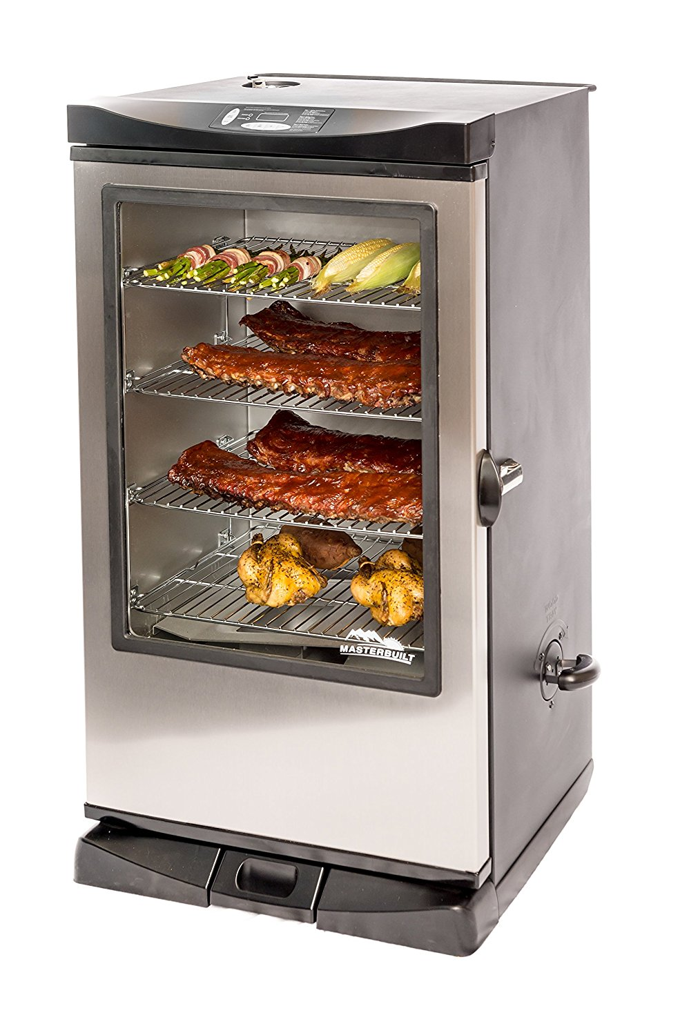 Normally $450, this smoker is 31 percent off today (Photo via Amazon)
