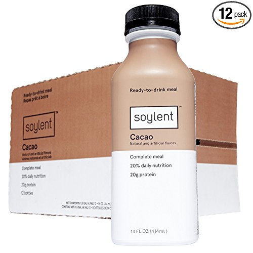 Normally $39, this 12-pack of meal replacement drinks is 35 percent off today (Photo via Amazon)